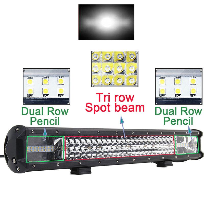 468w-tri-row-led-bar