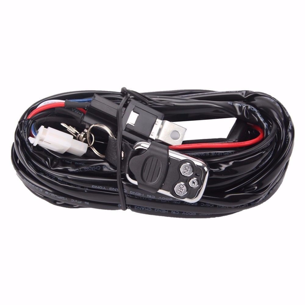 wiring-harness-with-remote